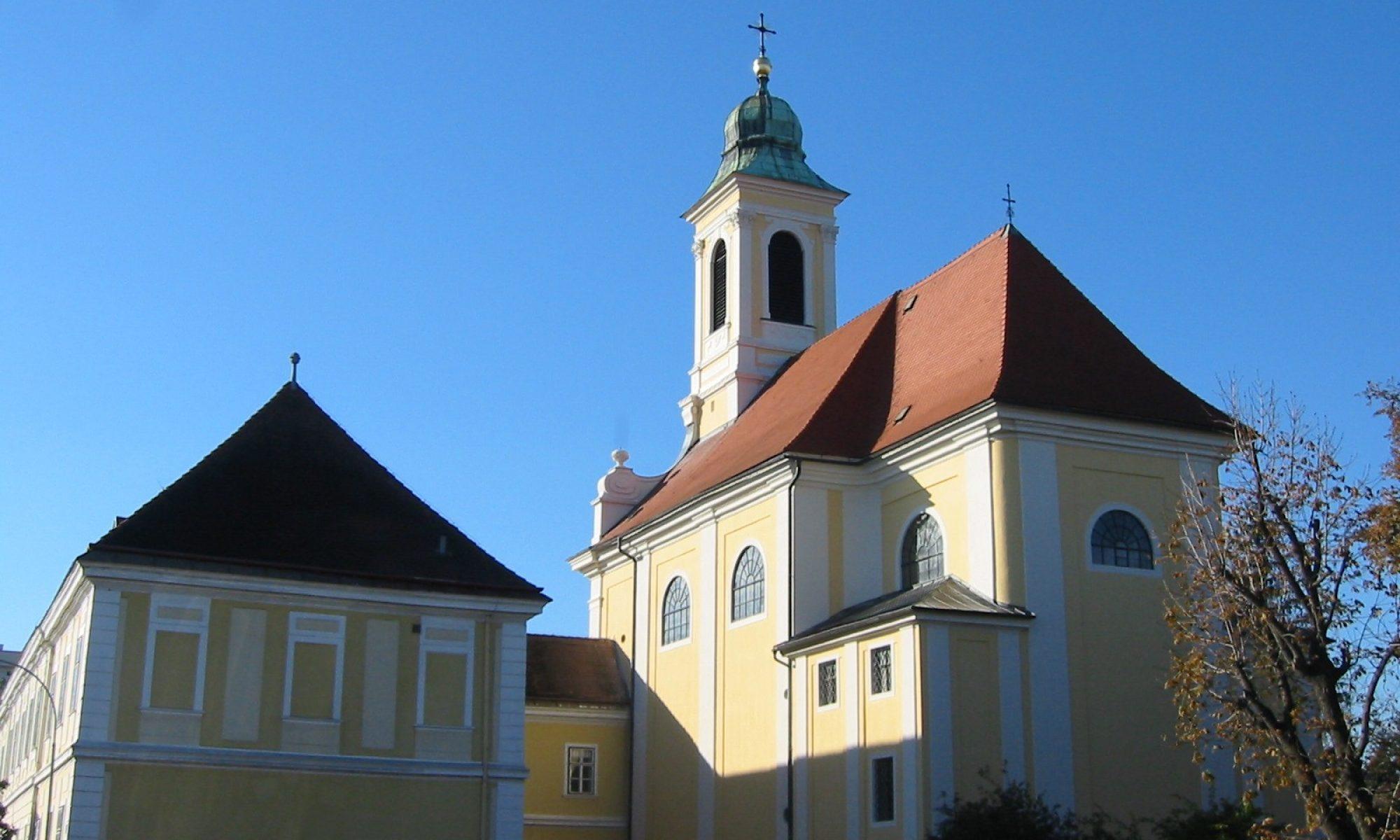 Vorstadtkirche : St. Leopold